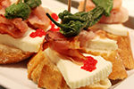 Appetizer Catering for your New Hampshire Event