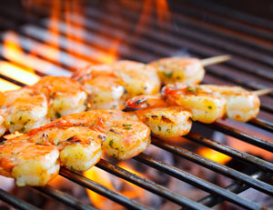Ever Consider a Seafood BBQ?