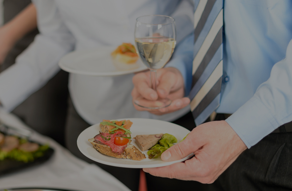 When to Order Catering