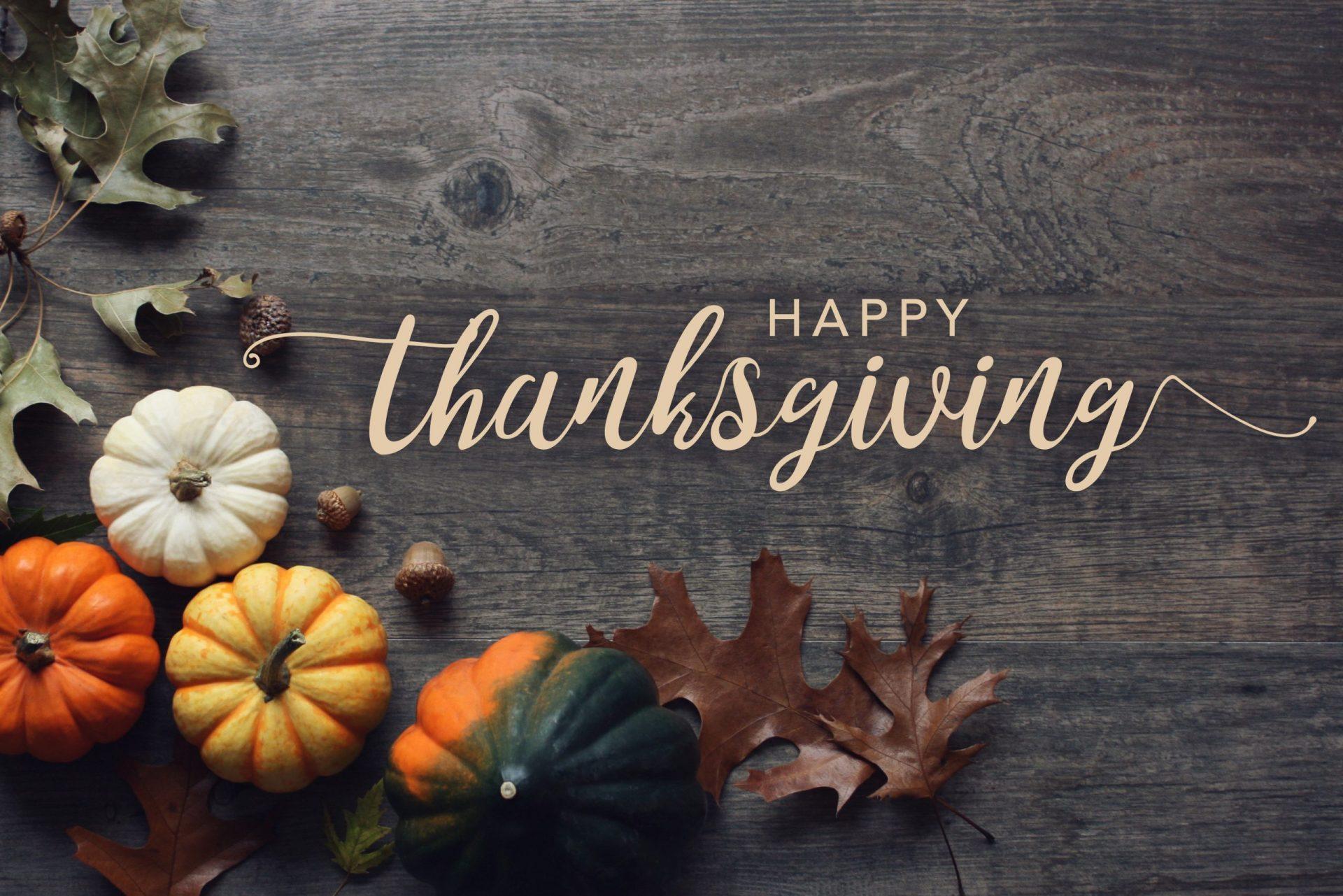 Make Ahead Thanksgiving Ideas