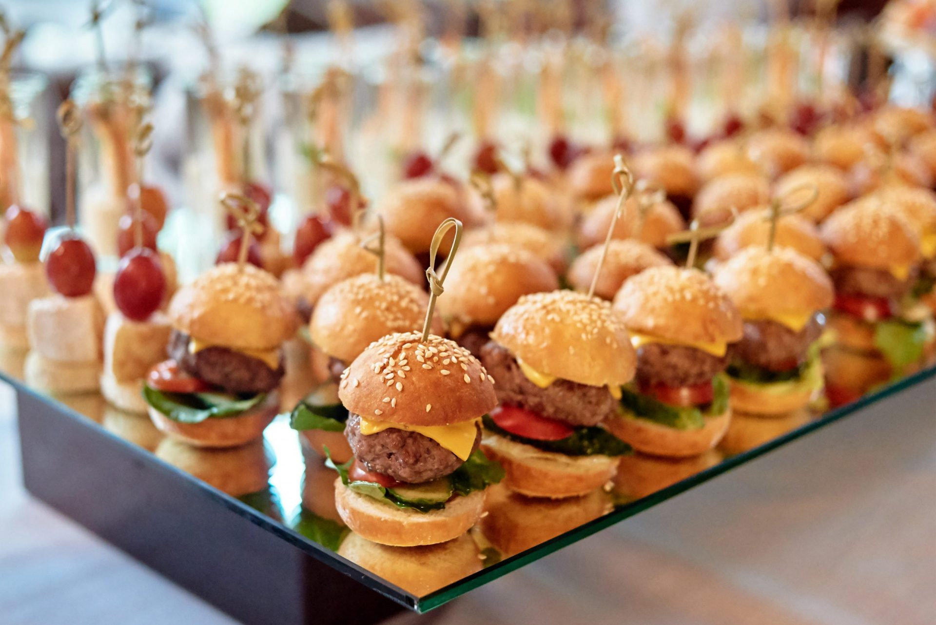 4 Themed Catering Ideas That Will Leave Guests Smiling
