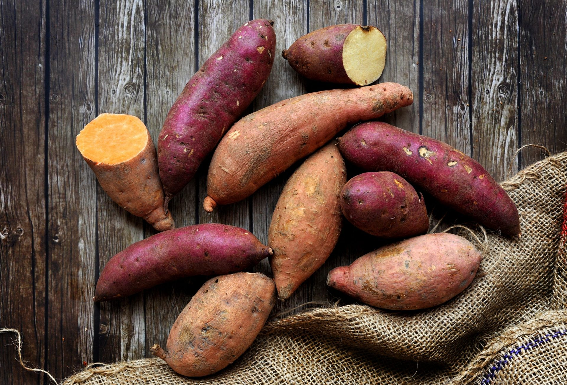 It's True.  Cook a Sweet Potato Day is a Thing