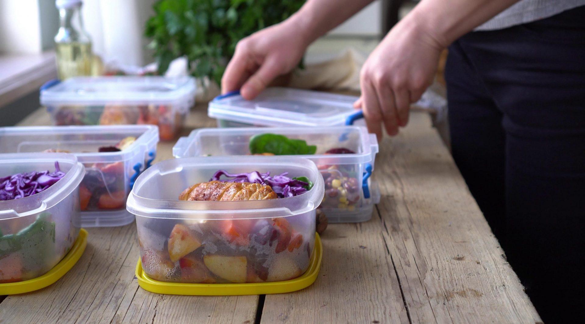 Tips for Proper Food Storage